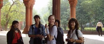 Tanzreise Indien (2007)